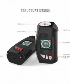 Pioneer4You IPV Eclipse 200W TC Box Mod